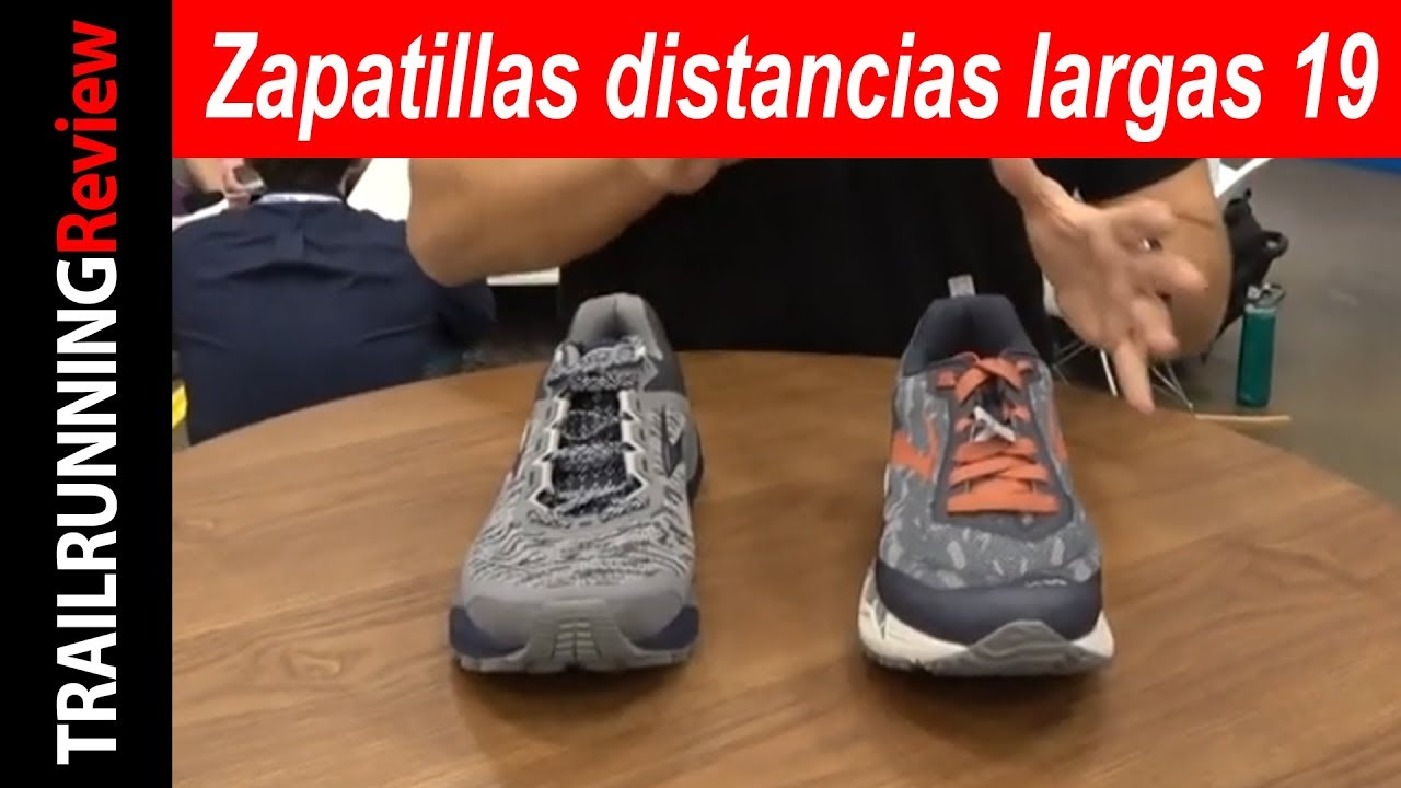 venta minorista e3d77 0d381 Zapatillas Trail Running distancias largas - Novedades 2019