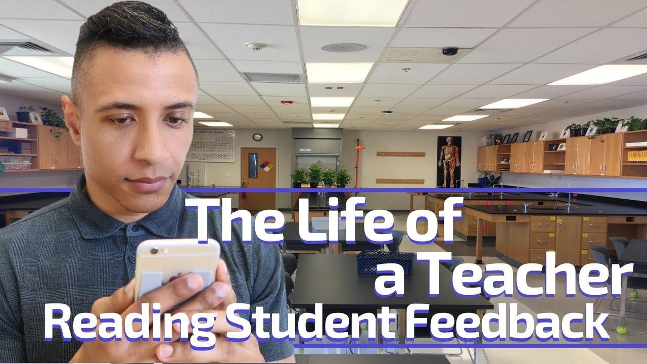 The Life of a Teacher Vlog | Reading Student Survey of Teacher | Summer Series 2018