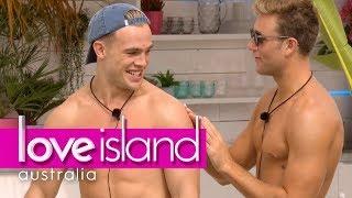 vuclip Boys get sexy with sunscreen   Love Island Australia 2018