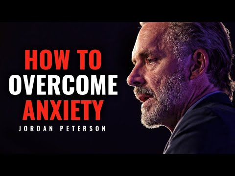 Forget EVERYTHING You've Ever Known About ANXIETY | Jordan Peterson Motivation