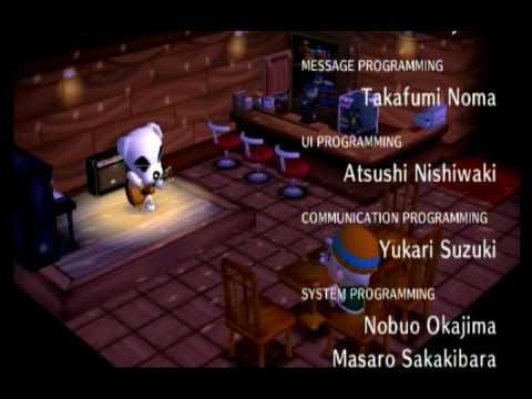 K.K. Slider - K.K. House - Animal Crossing City Folk