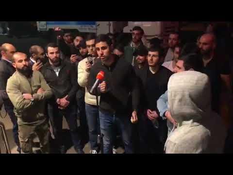 Армяне пришли и требует извинений Леонтьева и Юрьева за высказывания в адрес армянского народа.