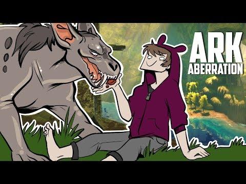 ARK Aberration - FAIL ROLL RAT TAMING & LVL 180 RAVAGER TAMING #2 - ARK: Survival Evolved Gameplay