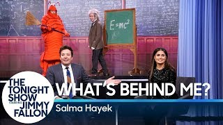 Download What's Behind Me? with Salma Hayek Mp3 and Videos