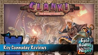 Clank The Mummy's Curse Review - With Roy Cannaday
