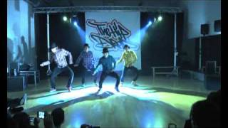 S**T KINGZ 8TH SHOW PROUDLY PRESENTED BY THE HIP DROP