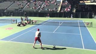 Mackie McDonald (UCLA) vs Tom Fawcett (Stanford)