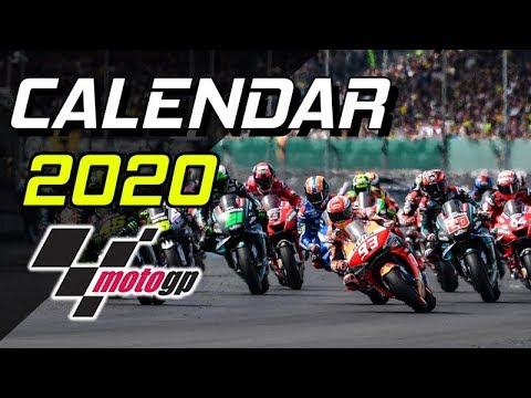 Moto Gp Comunicado Del Ultimo Calendario Fijado Por La Fim Motos Mas