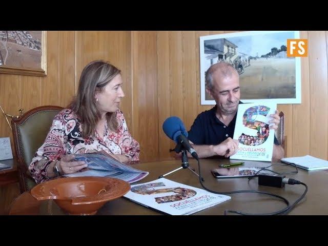Entrevista Alcaldesa Socuéllamos Feria y Fiestas 2018