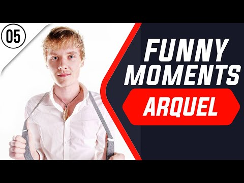 Funny Moments Arquel #05 - TILTED KRZYSIU