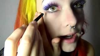 hottopic introducing blackheart makeup tutorial webm