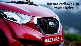 Datsun redi-GO 1.0L Power Drive