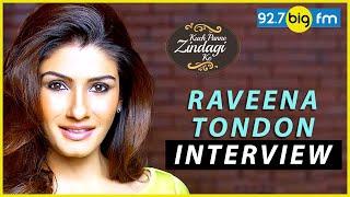 Raveena Tandon Inter...