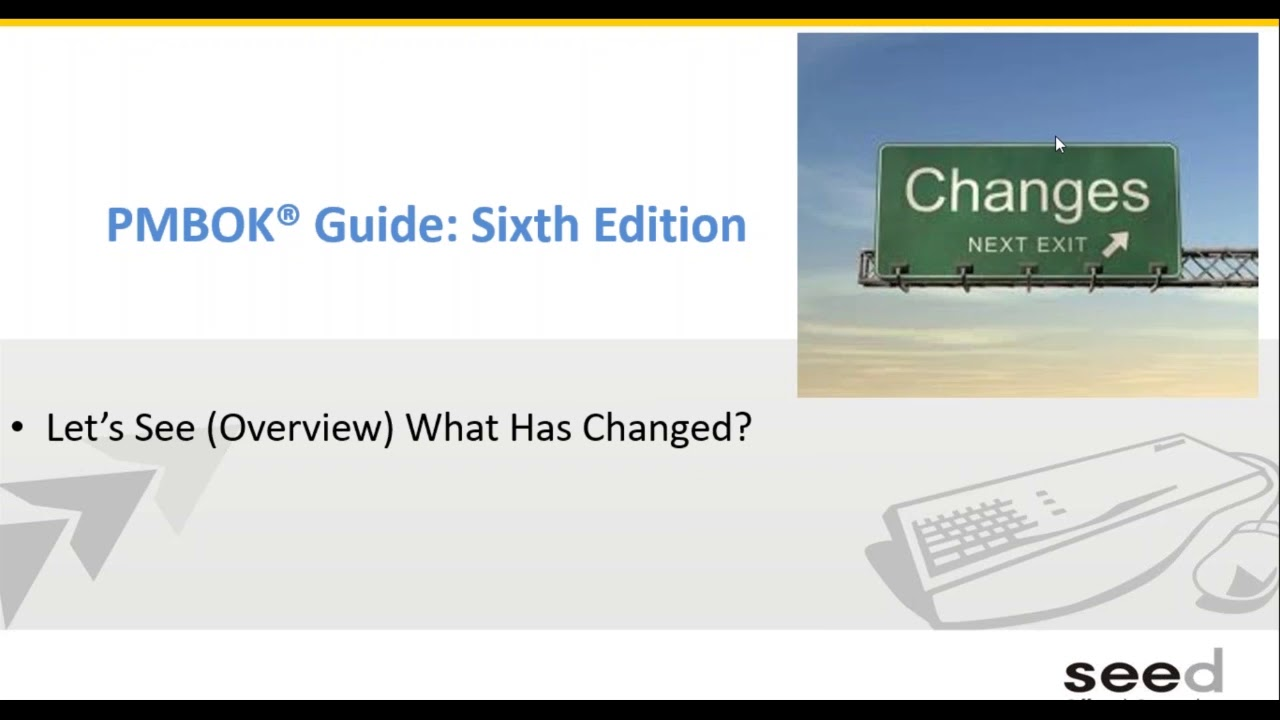 Pmp certification training course pmbok guide sixth edition pmp certification training course pmbok guide sixth edition 1betcityfo Image collections