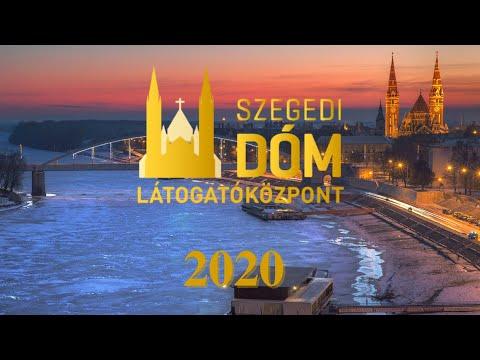 Szegedi Dóm Látogatóközpont Évértékelő 2020