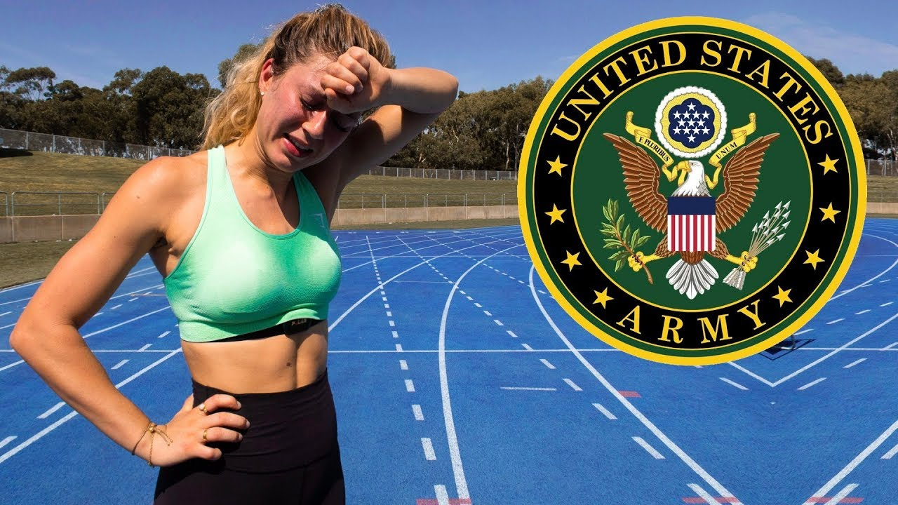 I took the US Army Fitness Test without practice