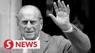 Britain's Prince Philip dies at 99
