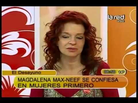 Magdalena Max-Neef Habla De La Relación De Su Marido Y Su Hijos