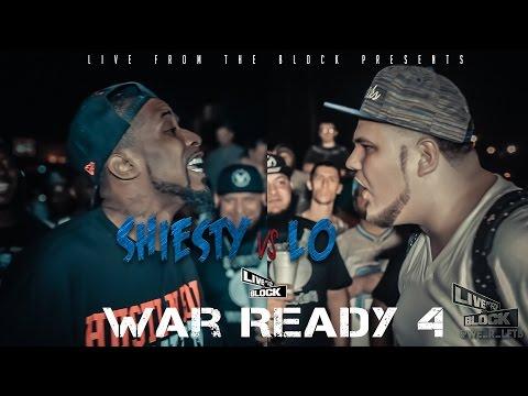LFTB   War Ready IV   LO vs Shiesty