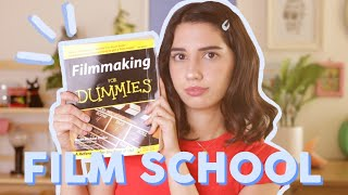 How To Prepare for Film School