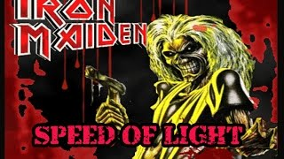COMO TOCAR(HOW TO PLAY) SPEED OF LIGHT/IRON MAIDEN(2015) Mp3