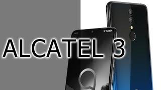 оБЗОР  Alcatel 3 (2019)