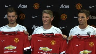 Manchester United - Louis van Gaal -