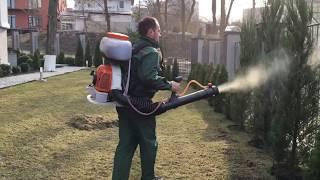 видео Подкормка растений осенью