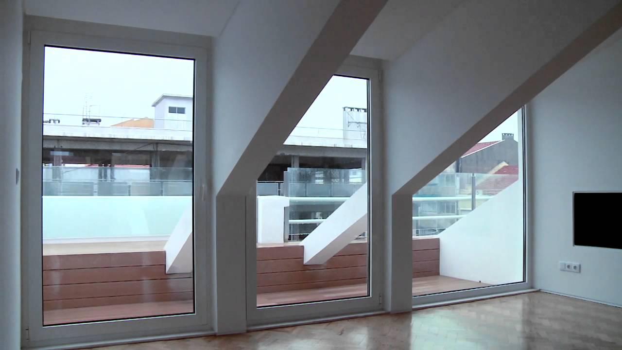 decoracao de interiores sotaos:Espaços&Casas nº 145 Reabilitação de Sotão + Apemip – YouTube