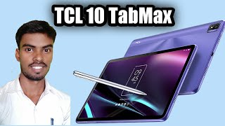 TCL 10 TabMax // Big Display // Touch Pensil // Smart colour //