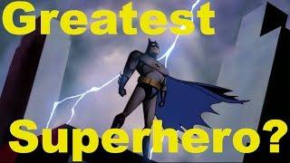 BATMAN: A Complete Character Study