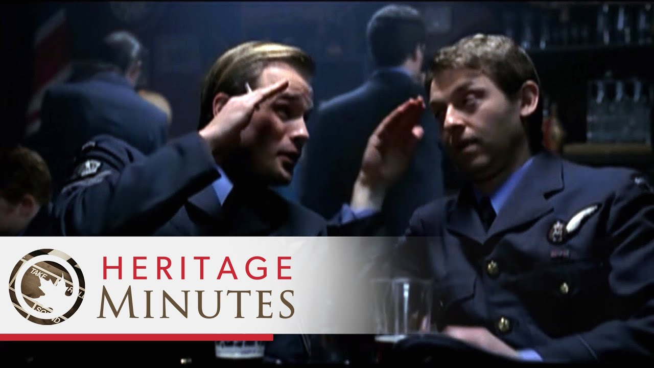 Heritage Minutes: Andrew Mynarski