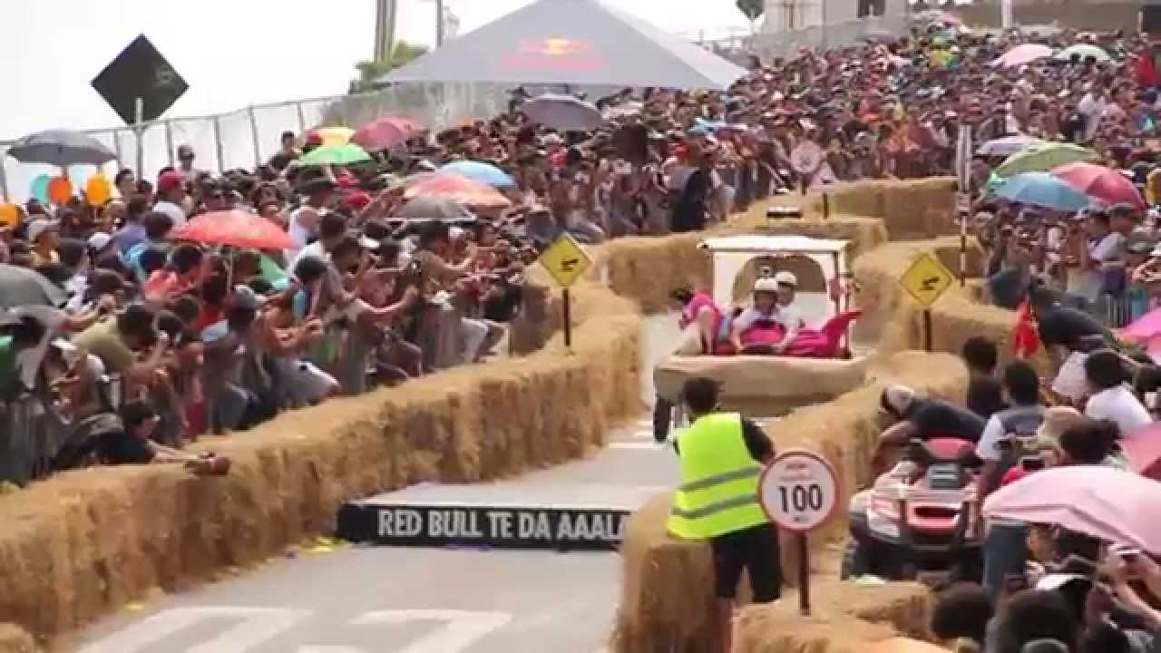 "Download DIXIT presenta... 1er Red Bull ""Carros Locos - 2014"""