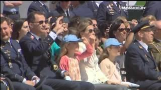 Leonor, la Princesa de Asturias, es la heredera más joven de Europa thumbnail