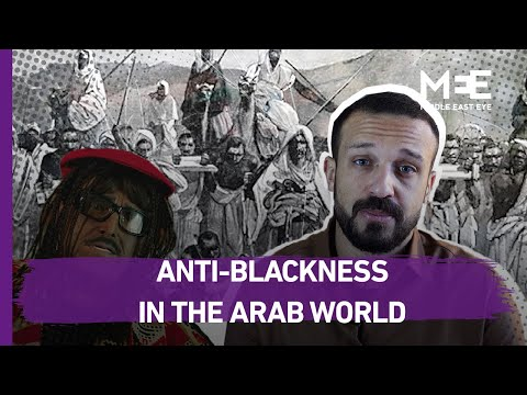 Blackface, racism and anti-blackness in the Arab world