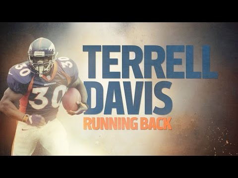Terrell Davis Career Feature | The Making of a Pro Football Hall of Famer? | NFL