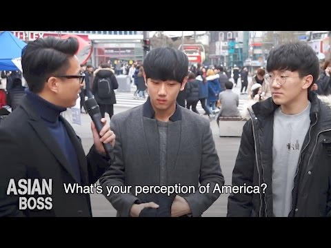 What do South Koreans think of China and the US?