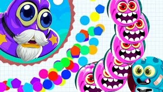 Agar.io Solo Epic Stealing Wins/Fails Best Solo Agario Mobile Gameply
