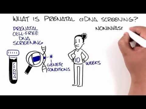 Prenatal Cell-Free DNA Screening (cfDNA Screening)