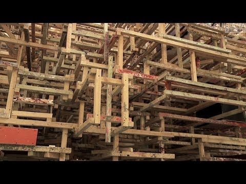 Phyllida Barlow: An Age of Fallen Monuments