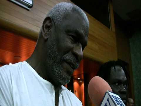 Richard gant   Dakar Festival of Black Arts and Culture 2010