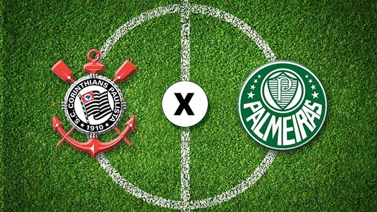 Corinthians 0 x 0 Palmeiras - 05/08/2020 - Final do Paulistão - Futebol JP