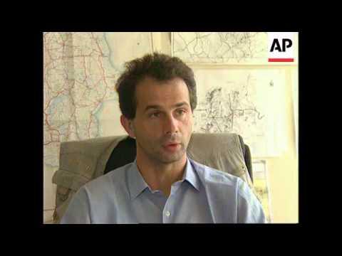 ZAIRE: GOMA: RWANDAN REFUGEES THREATEN STABILITY OF REGION