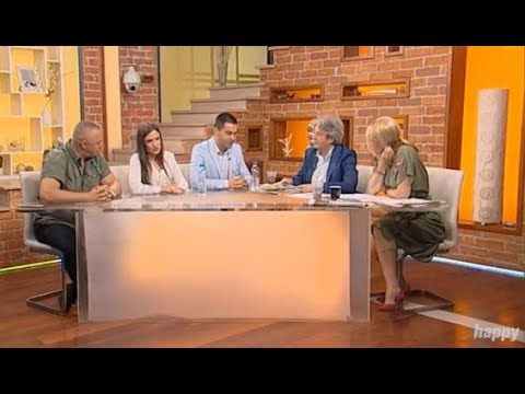NOVI SUKOB U EMISIJI - Rusija ili NATO - Dobro jutro Srbijo - (TV Happy 07.06.2018)