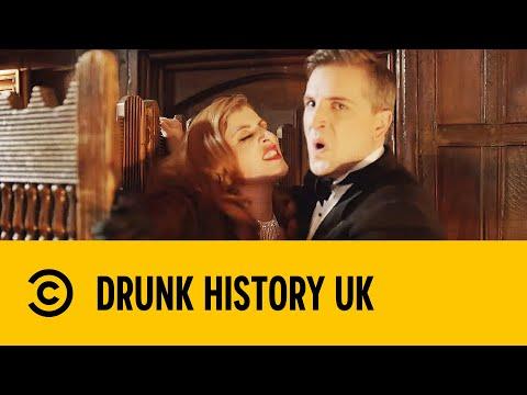 Gary Beadle (Geordie Shore)   Drunk History UK