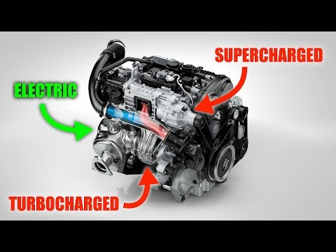 volvo\u0027s engine is supercharged, turbocharged, and electric thevolvo\u0027s engine is supercharged, turbocharged, and electric the best engines youtube