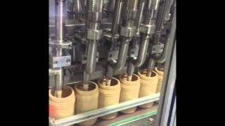 Al Nakhil Factory: Tahini/ Tahina Production/  Sesame Paste Factory/ Halawa / Halva Production