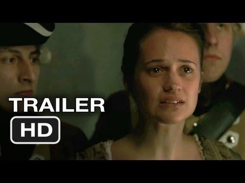A Royal Affair Official Trailer #1 (2012) Mads Mikkelsen Movie HD