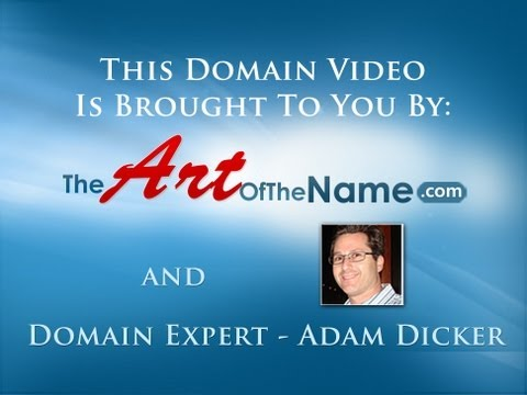 Adam Dicker - Video: Domain Broker Contest Win $3000 CASH  !!!!