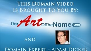 Adam Dicker - Video: Domain Broker Contest Win $3000 CASH  !!!!